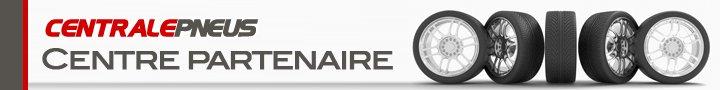 Bannière partenaire centrale pneus - SpeedCars